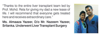 Global Hospital Hyderabad - Best Liver Transplant Hospital in India