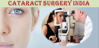 cataract surgery in India