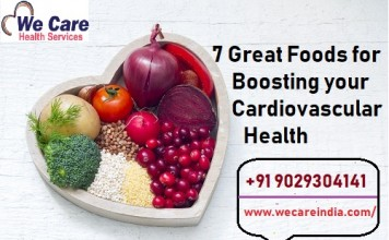7 Great Foods for Boosting your Cardiovascular