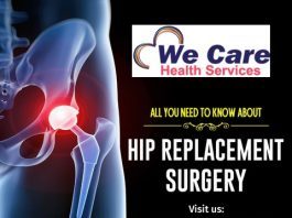 hip replacement surgery in india