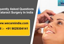 Frequently Asked Questions on Cataract Surgery in india