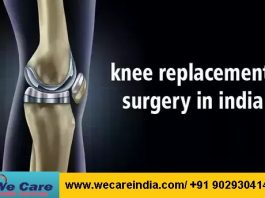Which are the best hospitals for knee replacement surgery in India